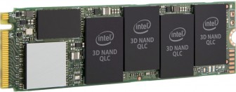 Intel 660p Series 512Gb M.2
