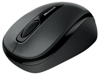 Microsoft L2 Wireless Mobile Mouse 3500 (черный)