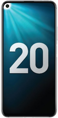 Honor 20 128GB (белый)