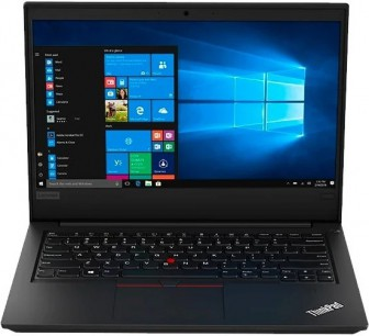 Lenovo ThinkPad E490 20N80018RT (черный)