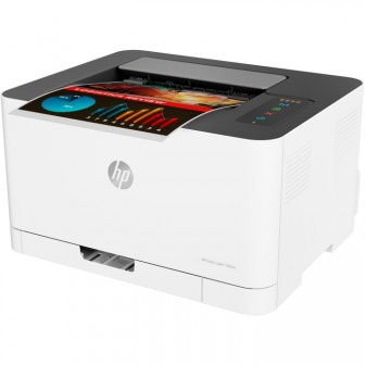 HP Color Laser 150nw (белый)