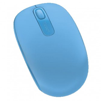Microsoft Mobile Mouse 1850 (бирюзовый)