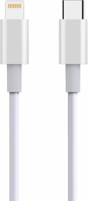 Wolt USB Type C - Apple 8pin 1.2м MFI (белый)