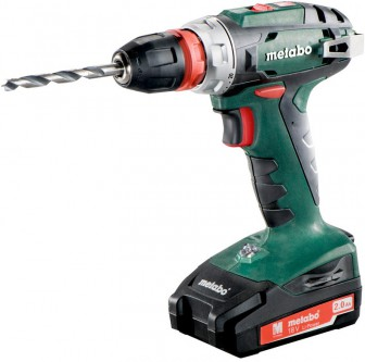 Metabo BS 18 Quick (зеленый)