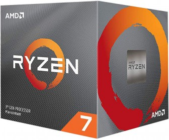 AMD RYZEN X8 R7-3800X 100-100000025BOX