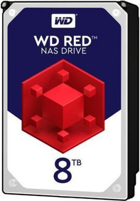 WD WD80EFAX NAS Red 8Tb