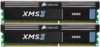 Corsair DDR3 CMX4GX3M2A1600C9 2x2Gb