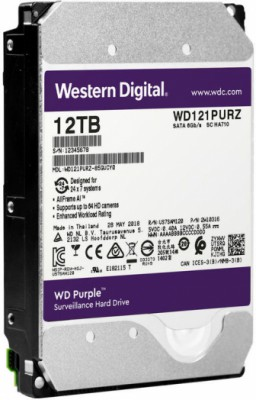 WD WD121PURZ Purple 12Tb
