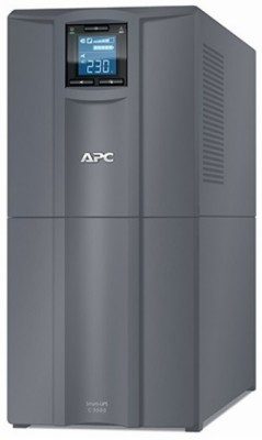 APC Smart-UPS C, Line-Interactive, 3000VA / 2100W, Tower, IEC, LCD, USB
