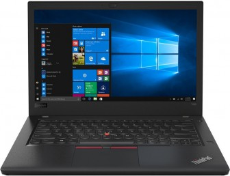 Lenovo ThinkPad T480 20L50008RT (черный)