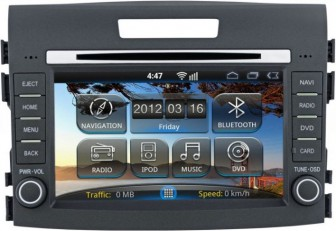 INCAR AHR-3689CR для Honda CR-V 2012+ (Android)