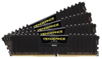 Corsair DDR4 4x16GB 2400MHz