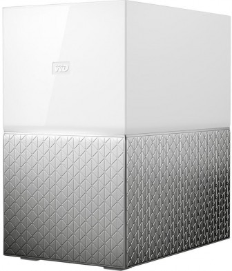 WD My Cloud Home Duo 4Tb 3.5
