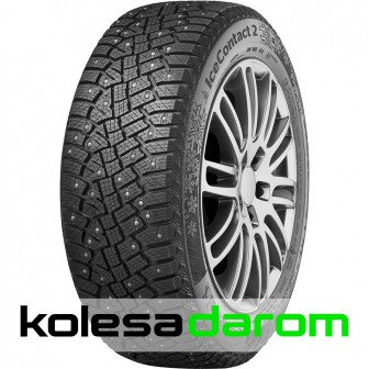 Шина Continental Ice Contact 2 195/65 R15 T 95