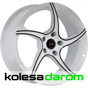 Колесный диск Yokatta MODEL-2 6xR15 5x105 ET39 DIA56.6