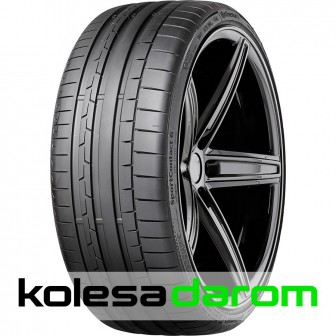 Шина Continental Sport Contact 6 235/35 R19 Y 91