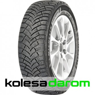 Шина Michelin X-Ice North 4 215/55 R18 T 99