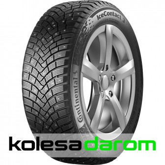Шина Continental Ice Contact 3 TA 205/50 R17 T 93