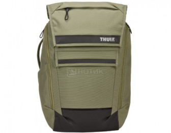 "Рюкзак 15,6"" Thule Paramount Backpack 27L, Нейлон, Olivine, Оливковый 3204217"
