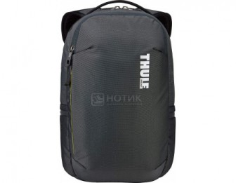 "Рюкзак 15,6"" Thule Subterra Backpack 23L, Нейлон, Black, Черный 3204052"