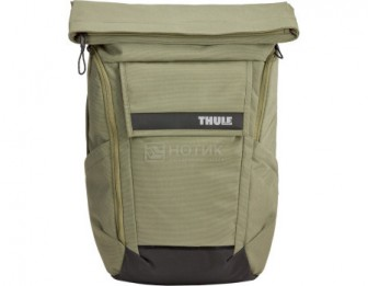 "Рюкзак 15,6"" Thule Paramount Backpack 24L, Нейлон, Olivine, Оливковый 3204214"