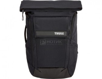 "Рюкзак 15,6"" Thule Paramount Backpack 24L, Нейлон, Black, Черный 3204213"