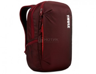 "Рюкзак 15,6"" Thule Subterra Backpack 23L, Нейлон, Ember, Бордовый 3203439"
