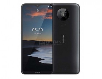 Смартфон Nokia 5.3 DS 4/64Gb Charcoal (Android 10.0/SDM665 2000MHz/6.55