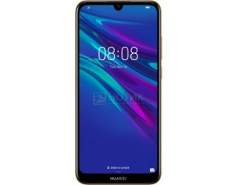 Смартфон Huawei Y6 2019 Amber Brown (Android 8.0 (Oreo)/MT6761 2000MHz/6.09