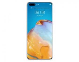 Смартфон Huawei P40 Pro 256Gb Silver Frost (Android 10.0 HMS/Kirin 990 5G 2860MHz/6.58