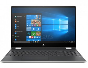 Ноутбук HP Pavilion x360 15-dq1005ur (15.60 IPS (LED)/ Core i5 10210U 1600MHz/ 8192Mb/ SSD / Intel UHD Graphics 64Mb) MS Windows 10 Home (64-bit) [104B0EA]