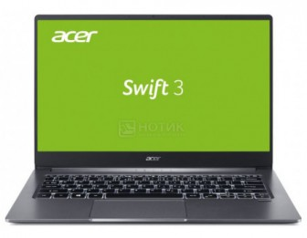 Ноутбук Acer Swift 3 SF314-57-75NV (14.00 IPS (LED)/ Core i7 1065G7 1300MHz/ 16384Mb/ SSD / Intel Iris Plus Graphics 64Mb) Linux OS [NX.HJGER.003]