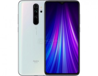 Смартфон Xiaomi Redmi Note 8 Pro 128Gb Pearl White (Android 9.0 (Pie)/G90T 2000MHz/6.53