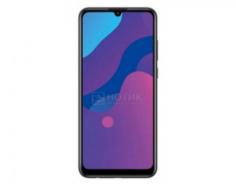 Смартфон Honor 9A 64Gb Black (Android 10.0 HMS/MT6762R 2000MHz/6.30