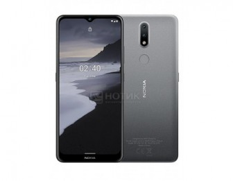 Смартфон Nokia 2.4 2/32Gb Grey (Android 10.0/MT6762 2000MHz/6.50