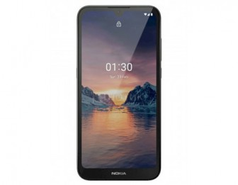 Смартфон Nokia 1.3 16Gb Charcoal (Android 10.0/QM215 1300MHz/5.71