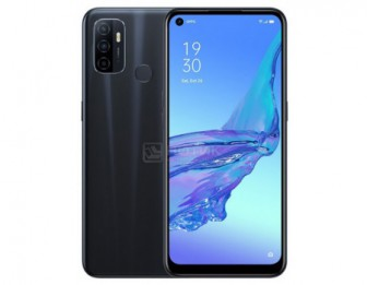 Смартфон OPPO A53 4/64Gb Electric Black (Android 10.0/SDM460 1800MHz/6.50
